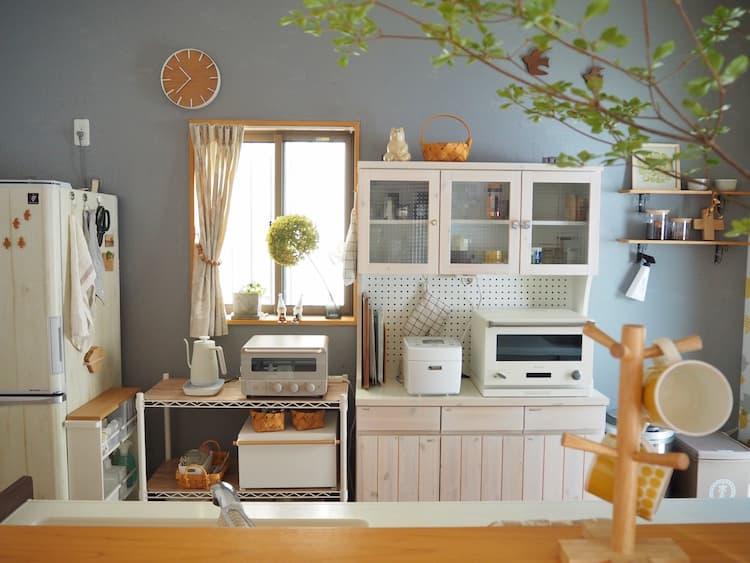 @pink.maple キッチン