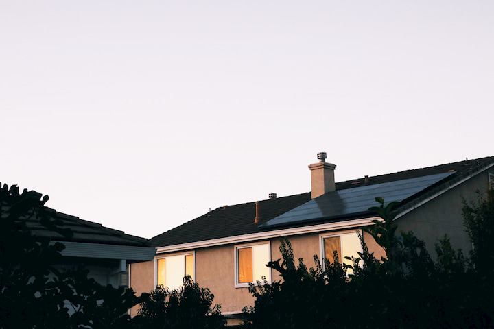 住宅用太陽光発電の仕組み